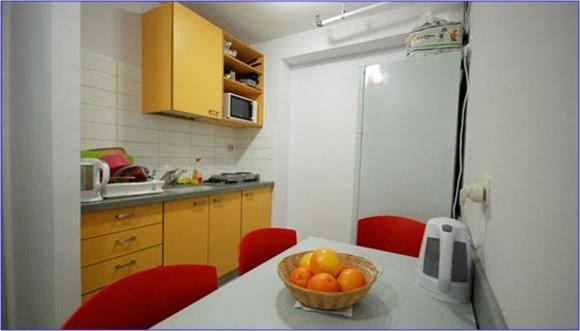 Dorms kitchen