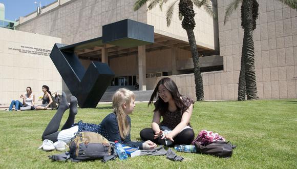 students at TAU